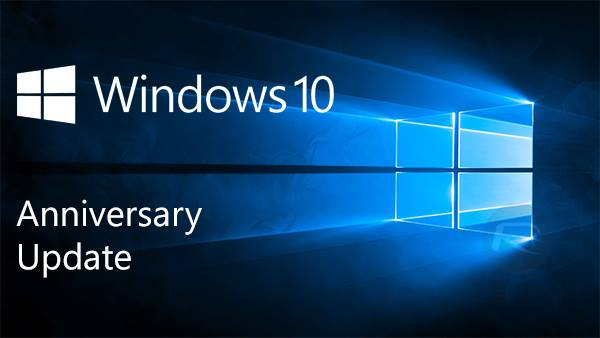 Windows 10 Anniversery Update