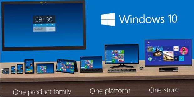 Windows 10-perview